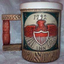 "Buy NapcoWare Vintage Mug ""1792 INN"" C6728- Collectable Condition"