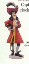 Buy Disney Peter Pan - Captain Hook standing Robert Olszewski Goebel Miniature