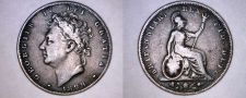 Buy 1828 Great Britain 1 Farthing World Coin - UK - England