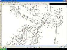 Buy MASSEY FERGUSON MF 35 TRACTOR PARTS MANUAL - 340 pgs for MF35 FE 35 35x Repair
