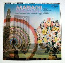 Buy MARIACHI INTERNACIONAL Vol. 2 ~ LP Mexico
