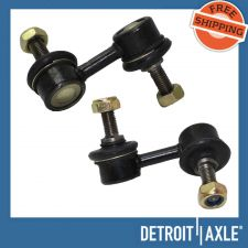 Buy Pair of 2 NEW Front Driver and Passenger Side Stabilizer Sway Bar Link Kits