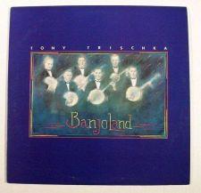 Buy TONY TRISCHKA ~ Banjoland 1977 Pop LP