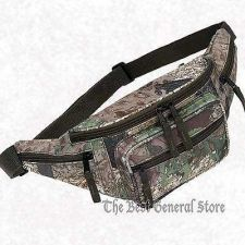 Buy Forest Tree Woodland Camo Water-Resistant Waist Belt Belly Bag Fanny Pack Bum