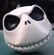Buy Nightmare Before Christmas Jack grinning head ornament