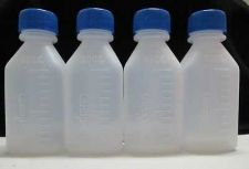 Buy 50 Empty Medicine Chemical Container Travel HDPE Plastic Bottles SOFT 2 oz 60ml