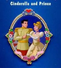 Buy Disney Cinderella And Prince Charming Pin/Pins
