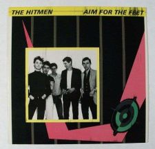 Buy THE HITMEN ~ Aim For The Feet 1980 Punk / New Wave LP