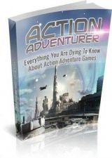 Buy Action Adventurer Ebook 10 Free eBooks With Resell rights ( PDF )