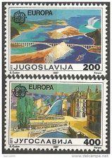 Buy Yugoslavia Jugoslavija EUROPA 1987 MNH stamps