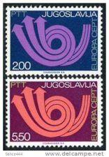 Buy Yugoslavia Europa 1973 mnh stamps