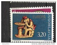 Buy Yugoslavia Europa 1976 mnh stamps