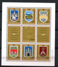 Buy Yugoslavia Jugoslavija Liberation MNH SS