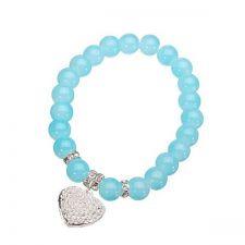 Buy Blue stones rhinestone bracelet