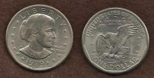 Buy US 1 Dollar Susan B. Anthony Dollar 1979 D