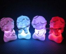 Buy 1pc Music angel night LED LIGHT