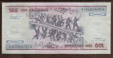 Buy BRAZIL 100 Cruzeiros 1984 p198b ND Stan I BRAZYLIA Note 7014056238A