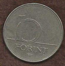 Buy Hungary 1 Forint BP 1996 Coin MAGYAR KOZTARSASAG