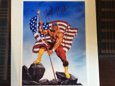 Buy HULK HOGAN SIGNED PHOTO WITH COA!!