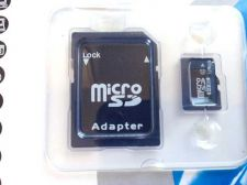 Buy 128 GB Micro SD-HC Memory Card Class 10/UHS-1 With FREE Adapter US