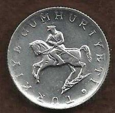 Buy Turkey 5 Lira 1982 Coin Aluminum Coin