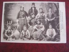 Buy SALONIKA MACEDONIAN FAMILY OLD POSTCARD (#800