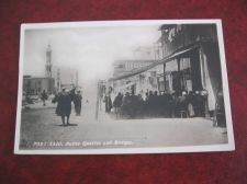 Buy EGYPT PORT SAID NATIVE QUARTER AND MOSQUE REAL PHOTO OLD POSTCARD (#4)