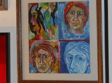 Buy Portraits By John Rosa Listed Artist