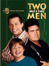 Buy TWO AND HALF MEN THE COMPLETE THIRD SEASON