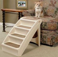 Buy Solvit PupSTEP Plus Pet Stairs Cat Dog