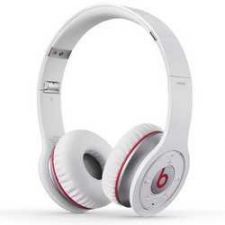 Buy Beats Wireless Headphones - White