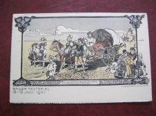 Buy SWITZERLAND BASLER FESTSPIEL 1901 SPECIAL OLD POSTCARD (#742)