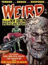 Buy WEIRD December 1966 (Eerie Publications)