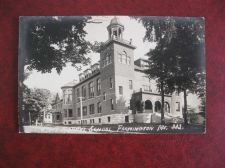 Buy FARMINGTON STATE NORMAL SCHOOL REAL PHOTO OLD POSTCARD (#770)