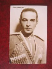 Buy MOIE STAR RUDOLPH VALENTINO OLD POSTCARD (#775)