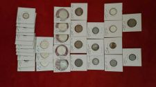 Buy A 54 COIN COLLECTION OF RARE NEDERLANDS ANTELLIES COINS