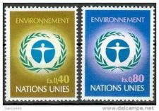 Buy UNITED NATIONS Geneve HUMAN ENVIRONMENT mnh