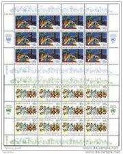 Buy United Nations N.Y Day mnh sheetlets