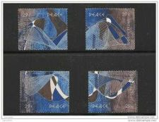 Buy United Nations N.Y. 629-32 mnh PEACE
