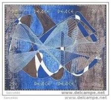 Buy United Nations N.Y. 629-32 mnh block PEACE