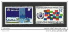 Buy United Nations New York 8c & 60c Definitves Full sheets