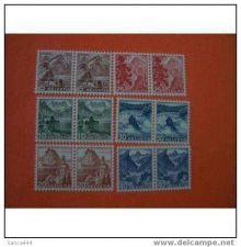 Buy Switzerland 316-21 mnh NATURAL NATURE SCENES