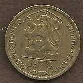 Buy CZECHOSLOVAKIA 20 Haleru 1974
