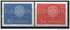 Buy Sweden Europa 1959 mnh