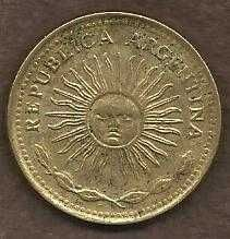 Buy Argentina 10 Pesos 1978 Coin