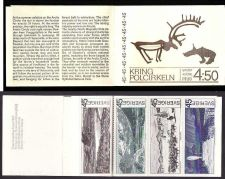 Buy Sweden 857a 1970 Arctic Booklet