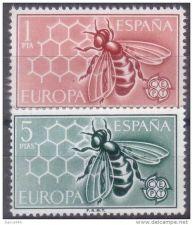 Buy Spain Europa 1962 mnh