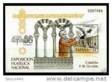 Buy Spain Exfilna86 mnh SS