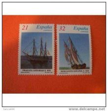 Buy SPAIN 1997 mnh stamps SHIPS