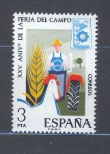 Buy SPAIN 1975 mnh stamps Agricultural fair